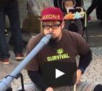 バケツと塩ビ管でテクノを演奏! 身の回りのモノで極上の音楽を奏でる「バケツドラマー MASA」さんが話題に