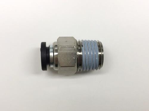 ワンタッチ コネクター ミリサイズ 適用チューブ外径6Φ R1/4