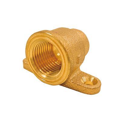 銅管用座付き水栓ソケット