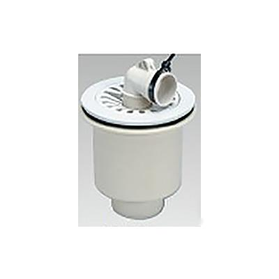 縦型 洗濯機防水パン用排水トラップ <T-T>