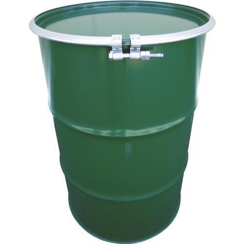 鋼製ドラム缶 ボルトバンド式 200L 内面 オープンタイプ