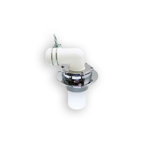 洗濯機用床排水トラップ(VP・VU兼用) <D-SPM-PU 50mm>