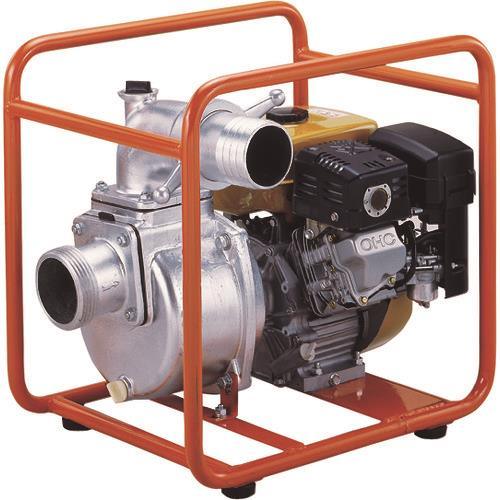 ツルミ 工事排水用エンジンポンプ LA2-100R