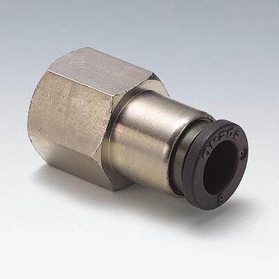 エアープッシュII ワンタッチ メスコネクター ミリサイズ <OPCF II>