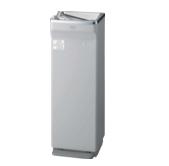 床置形 ウォータークーラー 冷水専用               水道直結v式 自動洗浄機能付               <RW-226PD>